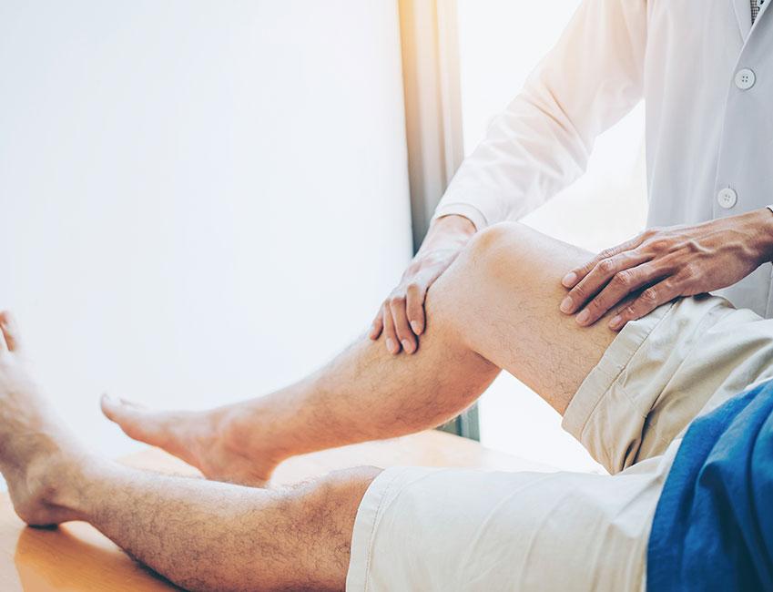 Orthopädische Schmerztherapie